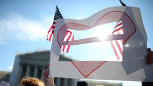 Activists hope to revive US anti-discrimination legislation. (Mark Wilson/Getty Images)