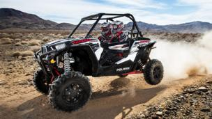 THE ALTERNATIVE: No doors, no problem. The Polaris RZR XP1000. (Polaris Industries)