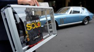 James Bond goes 'Solo'