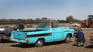 Lambrecht Chevrolet Auction