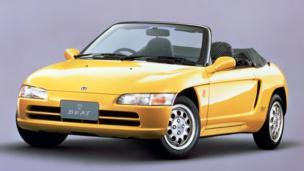 Honda Beat, 1991-96