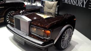 Oddballs of the Geneva motor show