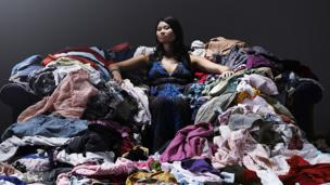 Wardrobe malfunction? Time for a clear out. (Thinkstock)