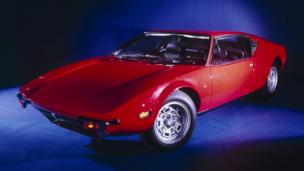 De Tomaso Pantera (Bob D'Olivo/Source Interlink Media/Getty Images)