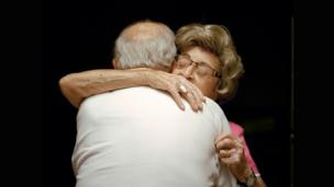 Couples in love for 50 years