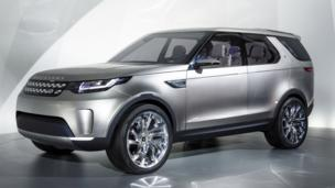 The space-age SUV?