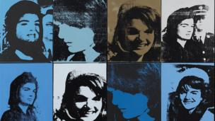 Jackie: Warhol's pop saint