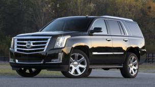 Escalade, king of bling