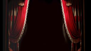 Behind the curtain (Thinkstock)