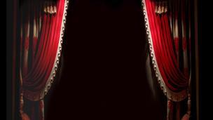 Behind the curtain (Thinkstock)