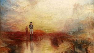 JMW Turner, War: The Exile and the Rock Limpet 1842