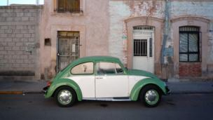 The cars of Mexico