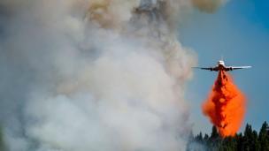 Fire bombing