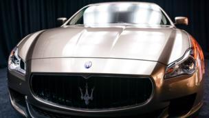 Maserati Quattroporte Zegna Limited Edition (Fabrizio Ferri/Maserati)