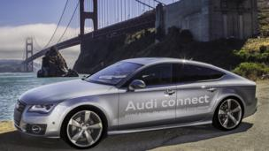 Audi buys the California dream