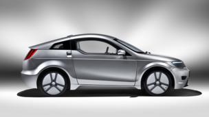The bantamweight battery car