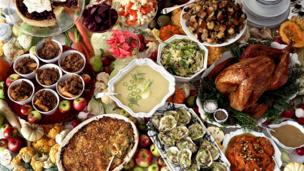 The most delicious feasts