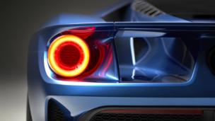 Is this Ford's new Le Mans racer?