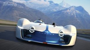 Alpine shares its radical Vision