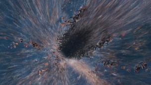 The voids left by an expanding universe (Credit: Sam Barnes/Alamy)