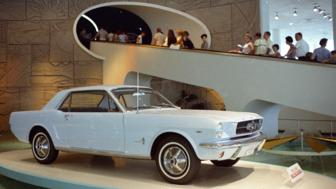 Ford Mustang, 50 years later