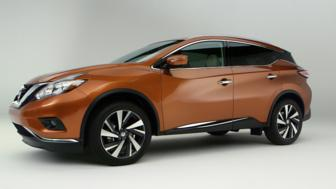 Nissan beauty queen's new edge