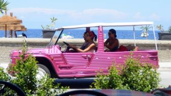 The perfect holiday car?