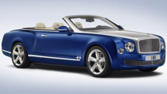 Bentley, boatmaker to the stars