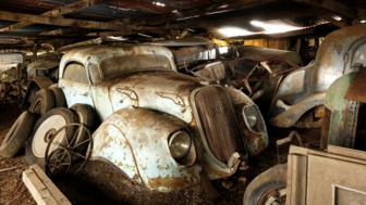 'The barn find of the century'