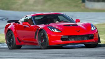 Ferrari thrills for Chevy money