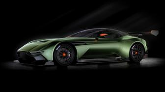 Aston Martin's god of fire