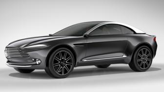 Aston 4x4 gets green light