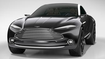 Aston 4x4 shocks Geneva