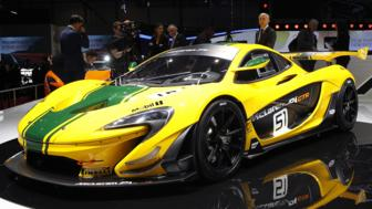 Top 10 cars at Geneva