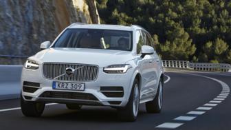 Volvo's world-class SUV