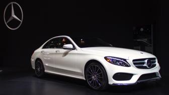 Mercedes: World Car of the Year