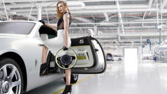 Rolls-Royce: Fashion plate?