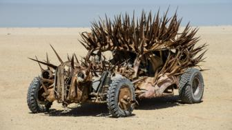 The mutant machines of Mad Max