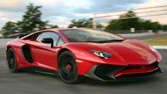 Lamborghini, dialled to 11
