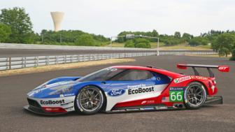 Meet Ford's 2016 Le Mans car
