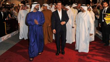 Dubai Film festival (Getty)