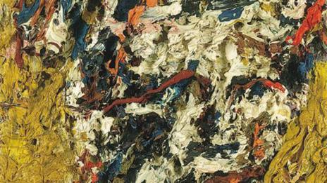 Frank Auerbach, Head of E.O.W (Frank Auerbach, Courtesy Marlborough Fine Art)
