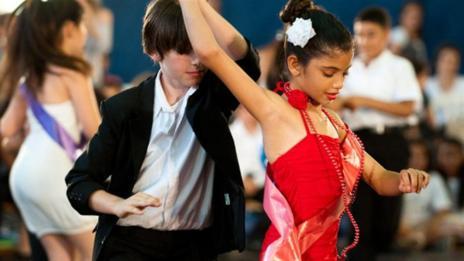 Hilla Medalia's Dancing in Jaffa (Sundance Selects)