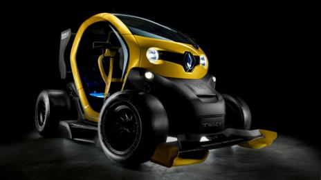 Renault Sport Twizy F1 Concept
