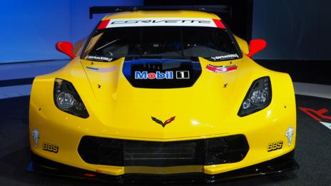 Corvette C7.R. (Newspress)