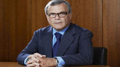Sir Martin Sorrell, CEO of advertising agency WPP: People will need to work longer. (WPP)
