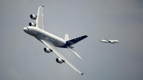 Airbus A380 (AFP/Getty Images)