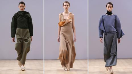 JW Anderson: Against the fabric (Getty Images)