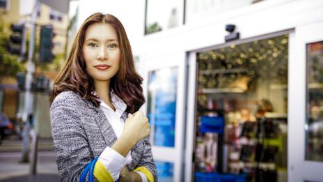 Malaysian-born Norhidayah Binti Nazarudin changed her name to Heidi. (Heidi Nazarudin)