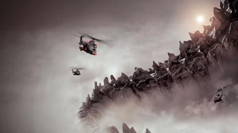 2014's Godzilla (Warner Bros)